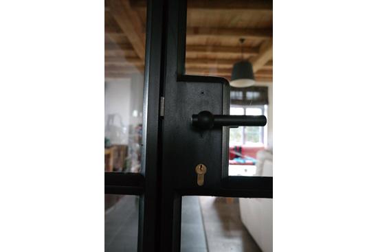Smeedijzeren binnendeuren